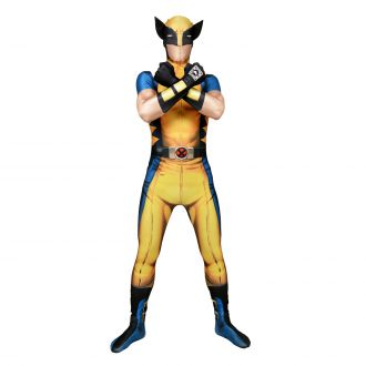Wolverine Morphsuit - Augmented Reality