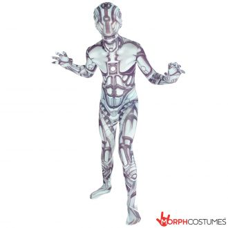 Kids Androide Morphsuit