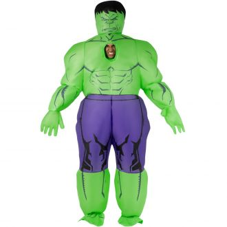 Official Marvel Hulk Giant Inflatable Costume